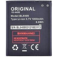 Diğer - Fly ERA Nano 6 IQ4406 BL6409 Batarya Pil A++ Lityum İyon Pil