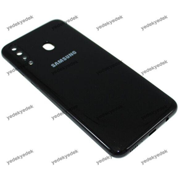Galaxy M30 M305 Kasa Arka Kapak Pil Batarya Kapağı