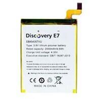 General Mobile - General Mobile Discovery E7 Elite BL-N2500 Batarya Pil A++ Lityum İyon Pil