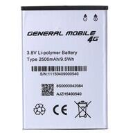 General Mobile - General Mobile E3 S Plus Batarya Pil