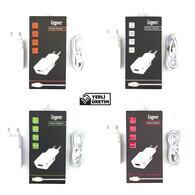 - Kingpower Micro USB - Type C Hızlı Şarj Başlığı+Kablo