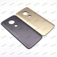 Motorola - Motorola Moto E5 Arka Kapak Pil Batarya Kapağı