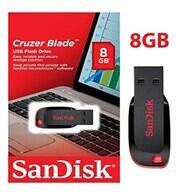 Sandisk - Sandisk Cruzer Blade Usb Flash Bellek 8 GB